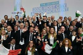 Milan jadi tuan rumah Olimpiade Musim Dingin 2026