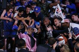Knicks didenda 50 ribu dolar AS karena melarang wartawan meliput
