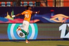 Pantai Gading rontokkan Afsel 1-0