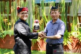 Dubes ajak Bupati Banyuwangi promosikan pariwisata pada Festival Indonesia di Moskow