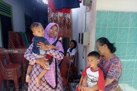 Keluarga KPPS meninggal berharap santunan segera  diberikan