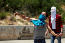 Polisi Israel interogasi anak Palestina berumur empat tahun