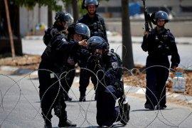 Polisii Israel tembak mati warga Palestina