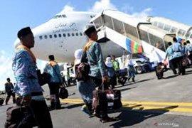 Calon haji Provinsi Jambi gabung kloter 21-28 embarkasi Batam