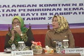 Pemkab Serang mengadopsi penanganan AKI  dan AKB dari Kulonprogo