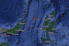 Gempa magnitudo 6,1 terjadi di Jailolo, Halmahera Barat