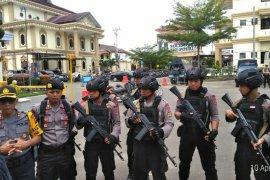 Jelang HUT Bhayangkara 667 personel Polda Jambi naik pangkat
