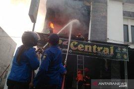Pemilik ruko tewas dalam kebakaran