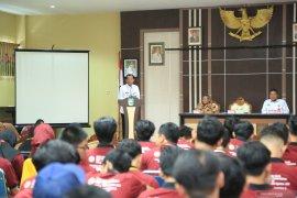 125 mahasiswa ULM KKN di Kecamatan Jorong