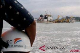 Pendangkalan alur hambat ekspor dari Pelabuhan Pulau Baai Bengkulu