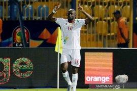Benin tahan imbang 10 pemain Ghana 2-2 dalam laga pertama Piala Afrika 2019