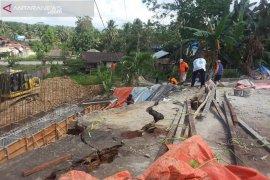 BPBD Penajam perpanjang status darurat longsor Bukit Raya