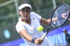 Aldila melaju ke perempat final W100 Shenzen