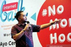 Aktivis serukan pengguna medsos sebarkan konten  positif