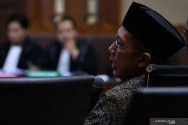 Menteri Agama bantah uang di kantornya terkait pemilihan rektor