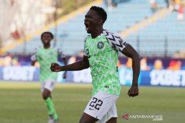 Nigeria tim pertama ke perempat final di Piala Afrika