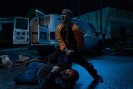 """Iko Uwais berantem lawan Dave Bautista di film Hollywood """"Stuber"""""""