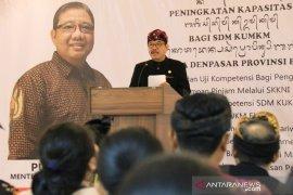 Wagub Bali minta pelaku koperasi tingkatkan kualitas SDM