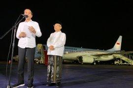 Jokowi berterima kasih ke MK yang putus sengketa dengan adil