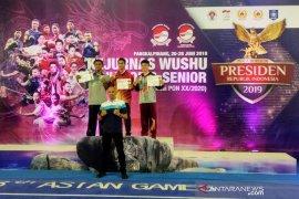 Enam atlet wushu Jambi tembus PON 2020