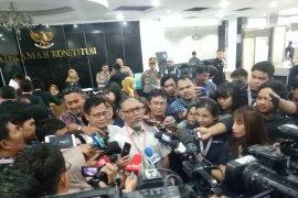 Bambang Widjojanto: Hakim MK tidak bantah adanya  kecurangan