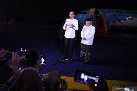 Jokowi: Sudah tidak ada lagi 01 dan 02