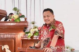 Presiden Jokowi direncanakan meninjau pembangunan infrastruktur Sulut