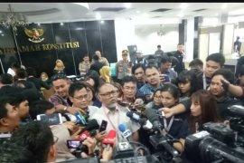 Bambang Widjojanto: Hakim Mahkamah Konstitusi tidak bantah adanya kecurangan