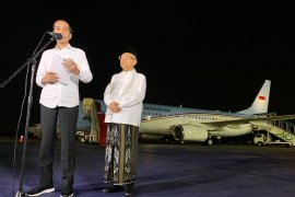 Jokowi yakini kenegarawanan Prabowo-Sandiaga