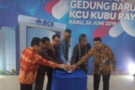 BCA resmikan kantor cabang utama di Kubu Raya