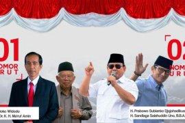 Waketum Gerindra ucapkan selamat kepada  Jokowi-Ma'ruf
