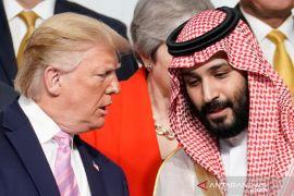 Trump dan Putra Mahkota Arab Saudi bahas pemulihan ekonomi dari COVID-19