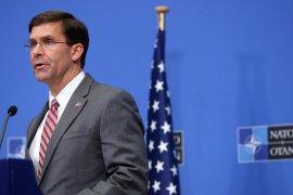 Menhan AS tolak rencana pengerahan militer untuk akhiri unjuk rasa