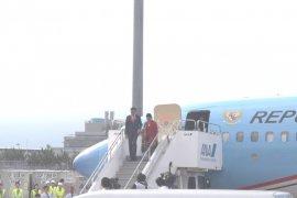 Presiden Jokowi tiba di Osaka Jepang hadiri KTT G20