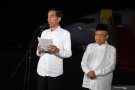 DPR berharap Jokowi-Ma'ruf perkuat persatuan bangsa
