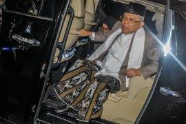 Ma'ruf Amin : hormati keputusan Mahkamah Konstitusi