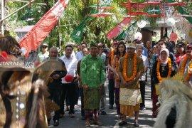 Dikunjungi Menpar, Taman Nusa Siap Kolaborasi dengan Wonderful Indonesia