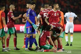Maroko segera fokus hadapi Afsel demi  kuasai Grup D