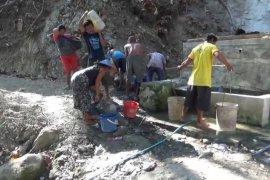 Dilanda kekeringan, dua desa di Ngawi minta bantuan air bersih