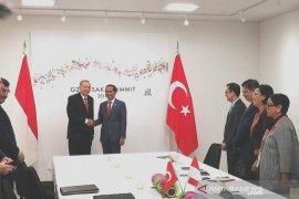 Indonesia-Turkey meeting discusses plans for Erdogan's visit