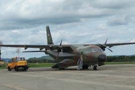 TNI kembali lakukan pencarian helikopter hilang Minggu pagi