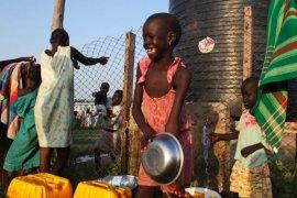Kurban dari Indonesia sampai ke desa prasejahtera di Ethiopia