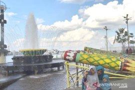 Sutarmijdi tantang para gubernur sulut meriam karbit di STQ Nasional di Pontianak