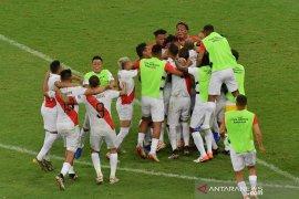 Berikut ringkasan perempat final, Argentina semifinalis tanpa adu penalti