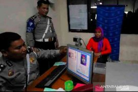 Polres Bekasi bagikan SIM gratis bagi warga terlahir 1 Juli