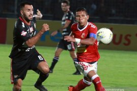 Bali United taklukkan Badak Lampung 3-0