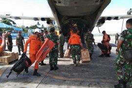 TNI untuk sementara hentikan pencarian helikopter MI 17