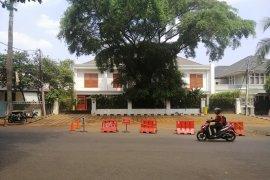 Kediaman Prabowo sepi jelang KPU menetapkan presiden dan wapres terpilih