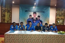 KNPI konsolidasikan pemuda Indonesia berkolaborasi dengan Jokowi-Ma'ruf