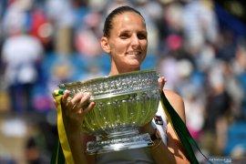 Karolina Pliskova juara Eastbourne International